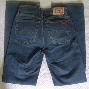 Wide-Legged Parasuco Jeans